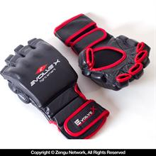 Evolve X Evolve-X Leather MMA Safety Gloves